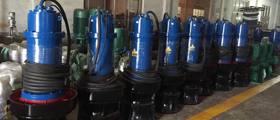 Best Submersible Axial Flow Pump Supplier in China